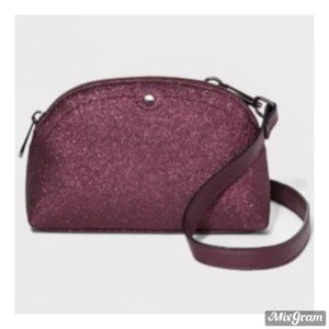 Glitter Fanny Pack A New Day Converts To Crossbody